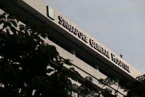 The man, Case 126, had been in the same ward as Case 109 in Singapore General Hospital on Feb 28, 2020.