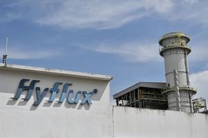 Hyflux on Thursday said it has received a letter of interest (LOI) from Spain-based FCC Aqualia.