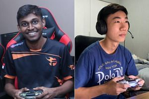 Amraan Gani and Joel Chew emerged champions in the four-nation tournament.