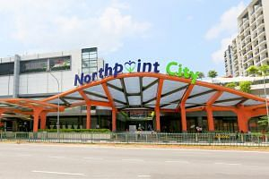Northpoint City is one of the seven new Covid-19 clusters announced on April 25, 2020.