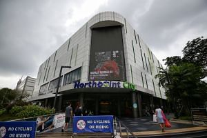 Among the new cases include two cleaners at Northpoint City in Yishun.