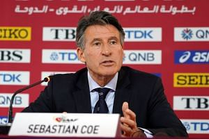 World Athletics president Sebastian Coe said it was crucial to get top events started again.