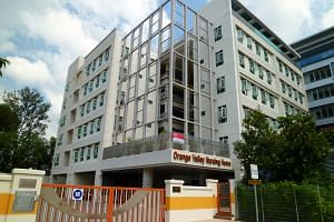 Four of the new community cases were at the Orange Valley Nursing Home at 6 Simei Street 3.
