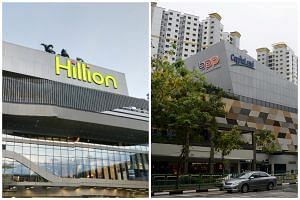 Supermarkets at Hillion Mall and Bukit Panjang Plaza are among the places which Covid-19 patients visited when they were infectious.