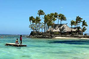 The Pacific islands were initially seen as among the world's most vulnerable to the virus.
