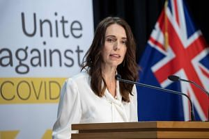 New Zealand's Prime Minister Jacinda Ardern said all coronavirus measures in the country will be lifted, barring border closure restrictions.
