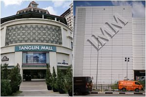 Tanglin Mall and IMM were among the places visited by confirmed cases.
