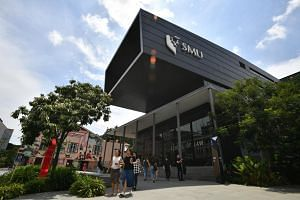 SMU president Lily Kong said the university is ready to innovate and lead change in the university sector again.