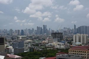 The Philippines is projected to suffer a 2 to 3.4 per cent decline in GDP this year.