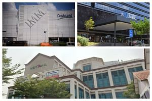 Some Covid-19 patients had visited West Mall, IMM and Paya Lebar Square when they were infectious.