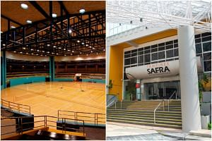 Yio Chu Kang Sports Hall and Safra Tampines are among the new places listed as those visited by Covid-19 patients while they were infectious.