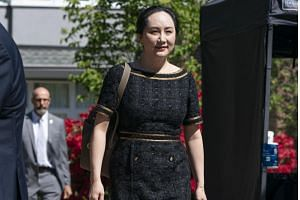 Huawei CFO Meng Wanzhou was arrested in December 2018 in Canada on a warrant from the United States.