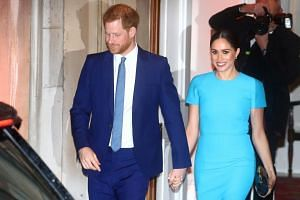 Harry and Meghan blacklisted Britain's biggest tabloids in April because of their