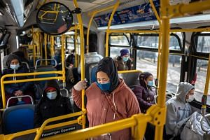 At any given moment, 75 per cent of the air a person breathes in a subway car is recycled.