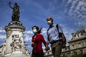 French officials are tightening measures to curb the spread of Covid-19, following a rise in the number of infections in the country.