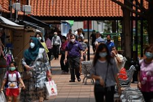 Two cases were reported in the community, both of whom are Singaporeans.