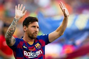 The only way for Lionel Messi to be released from the contract was to trigger a $1.13 billion release clause.