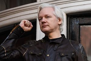 Julian Assange is seen by his admirers as a champion of free speech.