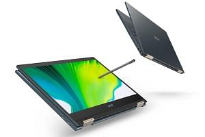 """Acer claims that the Spin 7 will have """"multi-day battery life""""."""
