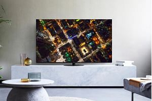 The Panasonic HZ1000 is one of the few TVs in the market to support all high dynamic range formats.