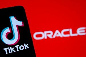 """Under the terms, TikTok would bring on Oracle, as a """"trusted technology partner""""."""
