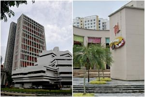 The State Courts and a Giant outlet at Sunshine Place in Choa Chu Kang Avenue 3 were added to the places visited by Covid-19 patients while they were still infectious, said MOH on Sept 18, 2020.