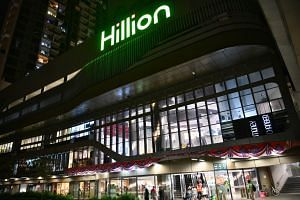Hillion Mall was added to the places visited by Covid-19 patients while they were still infectious.