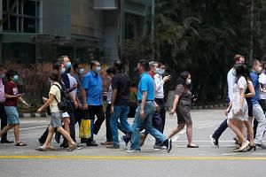 Singapore reported nine new Covid-19 cases, including seven that were imported and one in the community, on Oct 30, 2020.