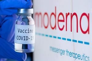 HSA said it has been in discussion with Moderna on the submission plan for its vaccine.