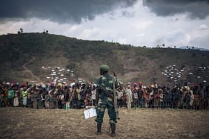 According to the United Nations, 25.6 million Congolese need humanitarian assistance.