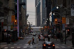 Toronto, the country's biggest city, has already been in lockdown for nearly a month.