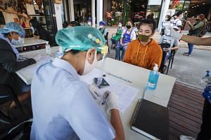 Thailand on Dec 27 recorded 121 new cases of Covid-19 infections.