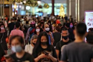 Singapore has reported a total of 58,569 coronavirus cases so far.