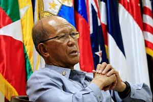 Defence Secretary Delfin Lorenzana said members of the Presidential Security Group obtained the vaccine without government authorisation.