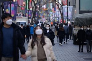 South Korea has been grappling with a prolonged surge in infections during the latest wave.