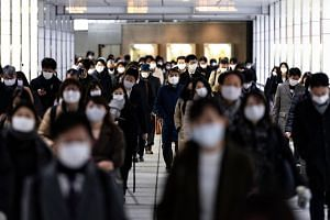 Since the start of the pandemic, Japan has recorded more than 245,000 cases and about 3,600 deaths.