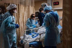 Healthcare workers are among those most exposed to the coronavirus.