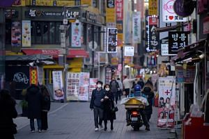 South Korea has experienced its biggest wave of infections in recent weeks.
