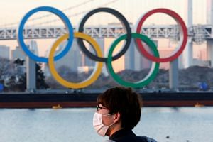 There is a question mark over whether the Tokyo Olympics could be further delayed, given a spike in cases in Japan.