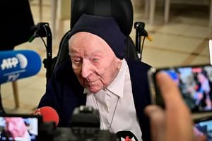 Sister Andre will celebrate her 117th birthday on Feb 11, 2021.