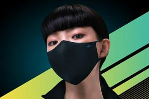 The Air+ Reusable Mask by ST Engineering can filter 95 per cent of particles between 0.1 to 0.3 microns in size.