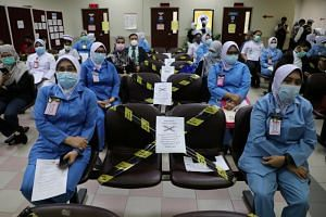 Malaysia has already secured vaccines to cover more than the herd immunity target.