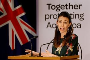 New Zealand Prime Minister Jacinda Ardern said about 86 per cent of border workers have been vaccinated.