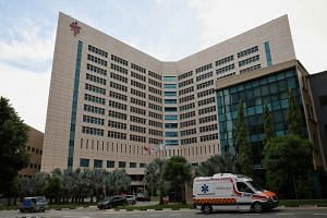 MOH will be carrying out surveillance testing for patients who have recently been discharged from Tan Tock Seng Hospital.