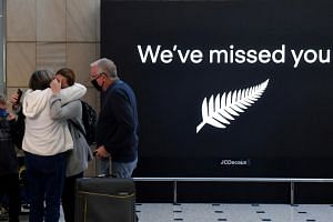 Travellers now have to undergo a mandatory two-week hotel quarantine at their own expense.