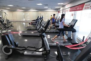 In March last year, two gyms in Singapore were visited by Covid cases.