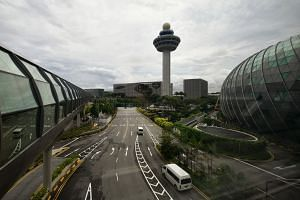 As a precaution, the Ministry of Health will test all staff working at Changi Airport Terminal 1 and Terminal 3, and Jewel.
