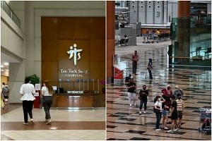Four workers at Changi Airport and three TTSH patients are among the new Covid-19 community cases reported on May 9, 2021.