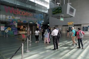 The Changi Airport cluster is now the largest with 46 cases.