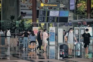 Singapore reports 24 new Covid-19 community infections, including 13 linked to the Changi Airport cluster.